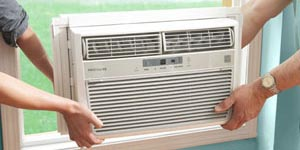 Remove your window AC