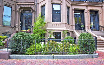 Marlborough Street Brownstones
